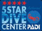 PADI 5 stars center